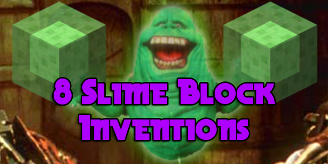 Minecraft-Slime-Blocks