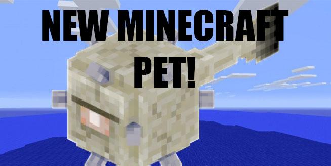 minecraft-pet