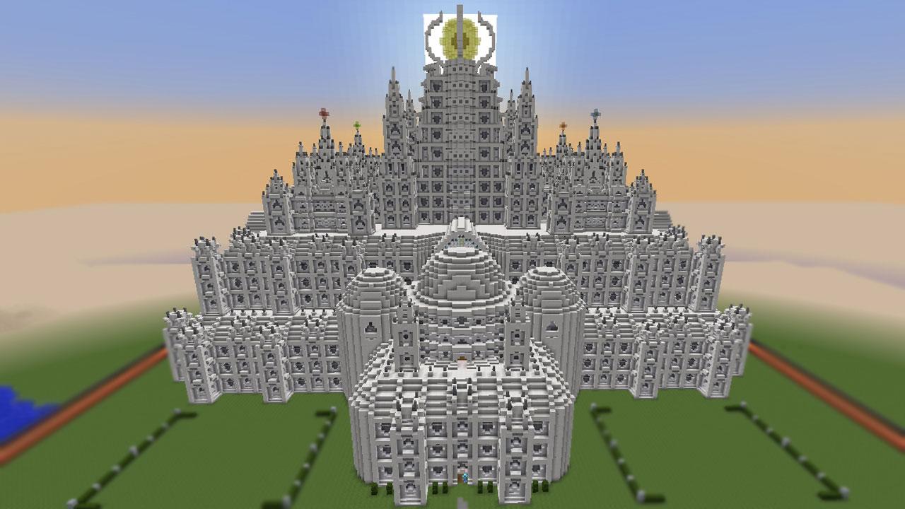 Epic Build Palace The Hikari Hono Kyuden Gearcraft