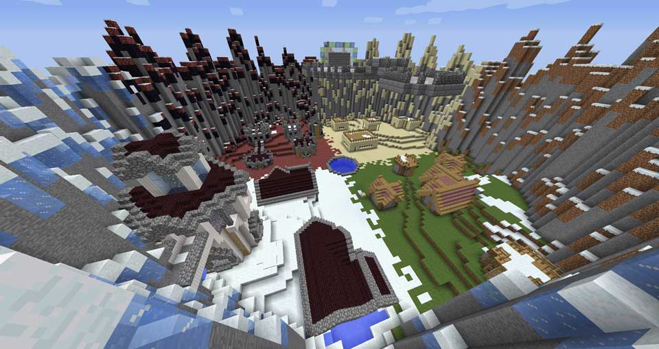 minecraft cracked capture the flag server 1.7.2
