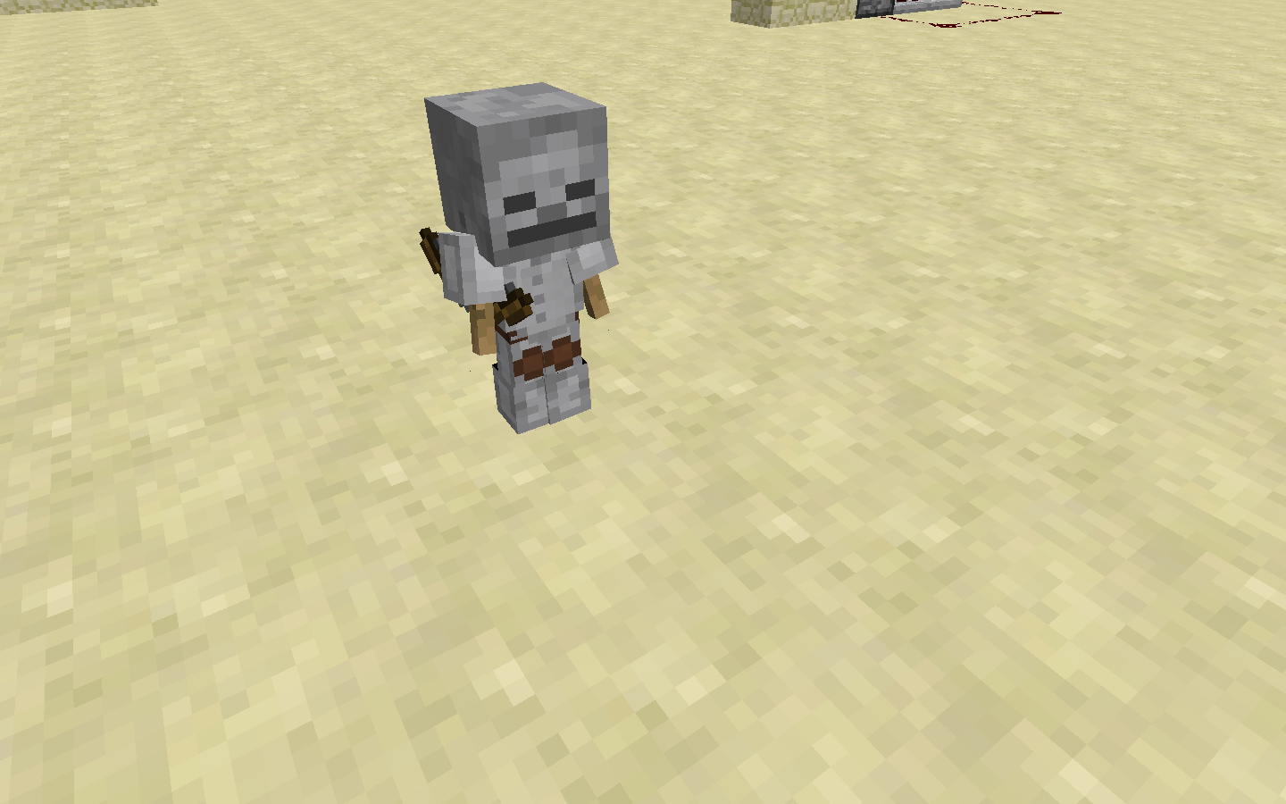 These Baby Hostile Mobs are The Cutest Thing Ever!   Gearcraft  Minecraft Cute Skeleton