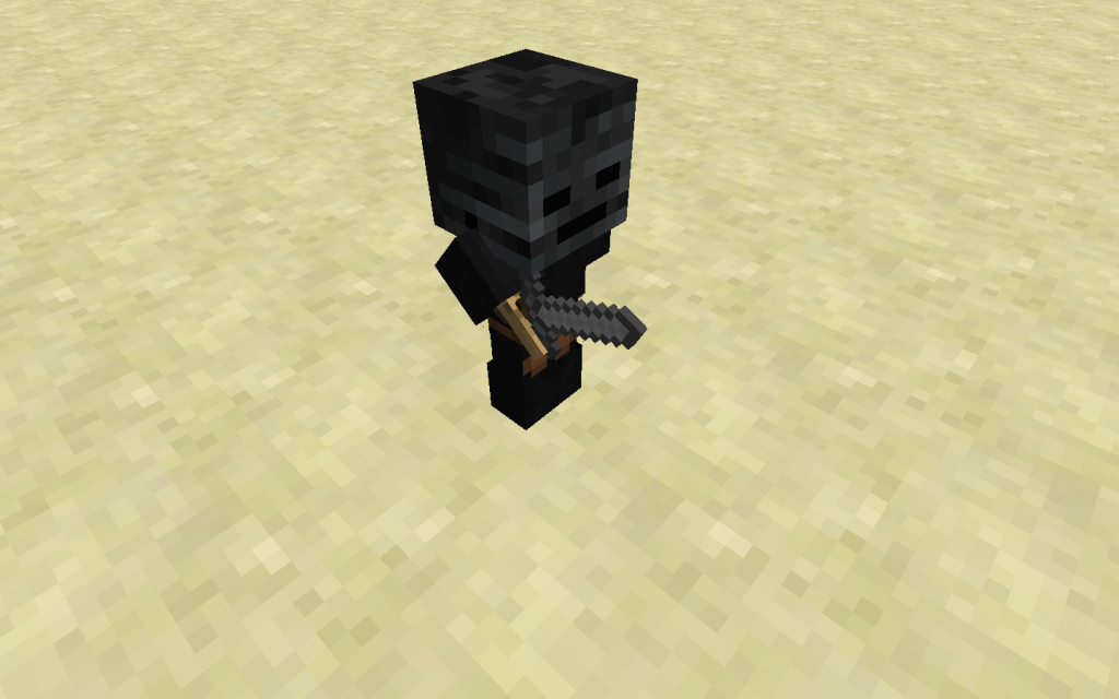 2 - Wither Skeleton