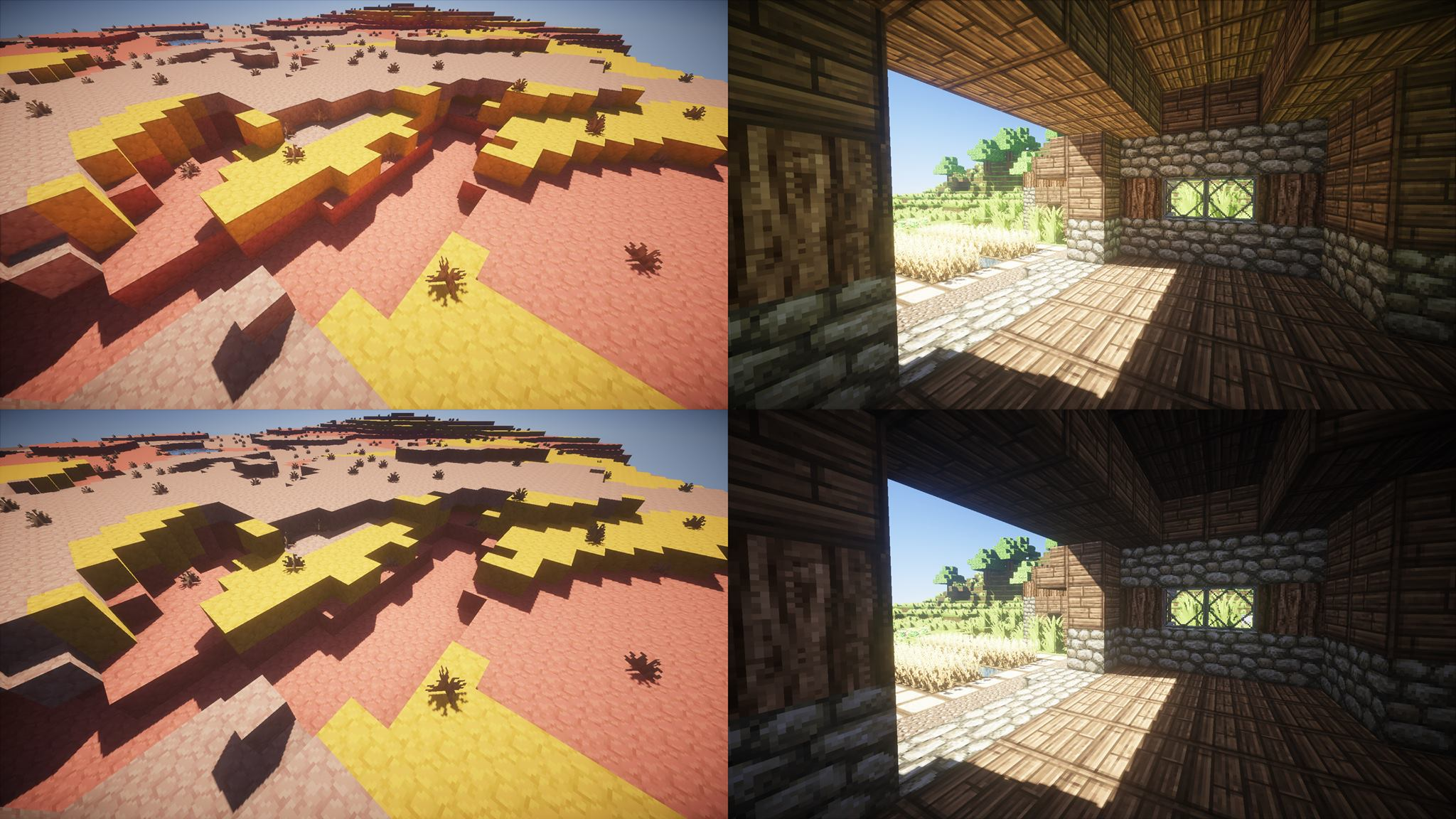 Global Illumination in Minecraft