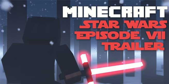 Майнкрафт Звездные Войны 7