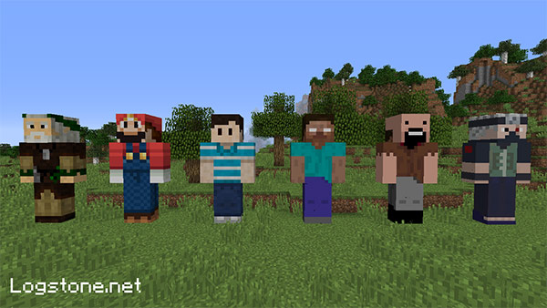 Minecraft-CustomStatue