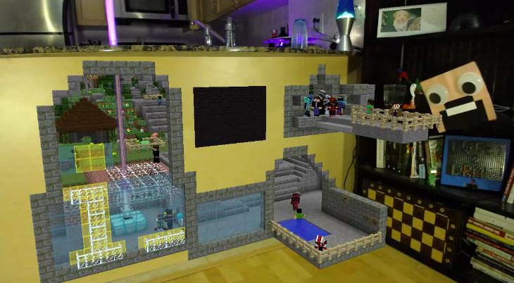 Minecraft-Notch-Live