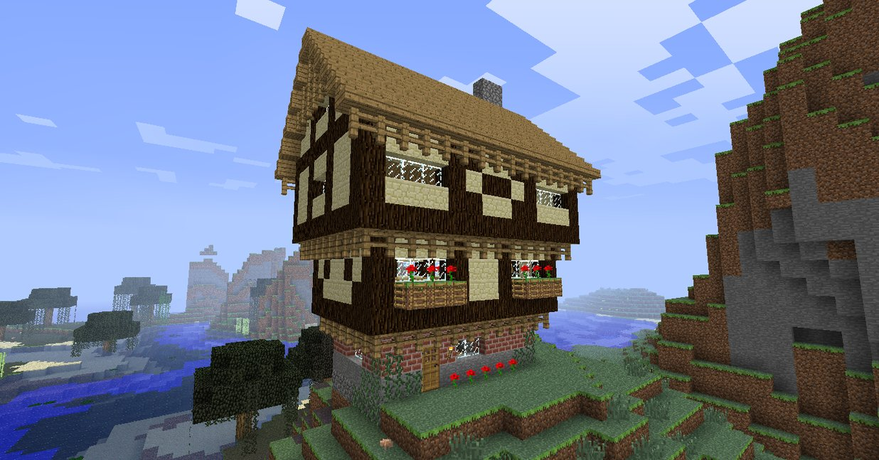 Why You Should Build A Giant House Before You Do Anything