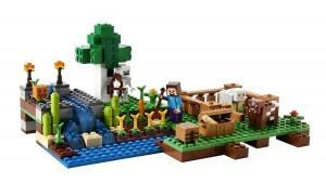 Minecraft-Lego-Farm
