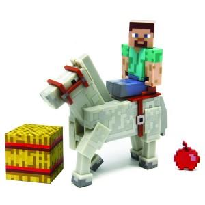 Minecraft-Steve-Horse