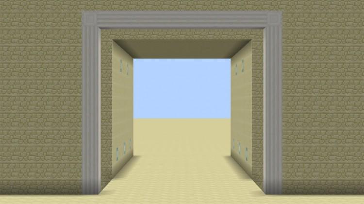 door-minecraft