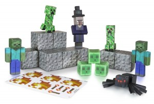 papercraft-cake-minecraft-hostile