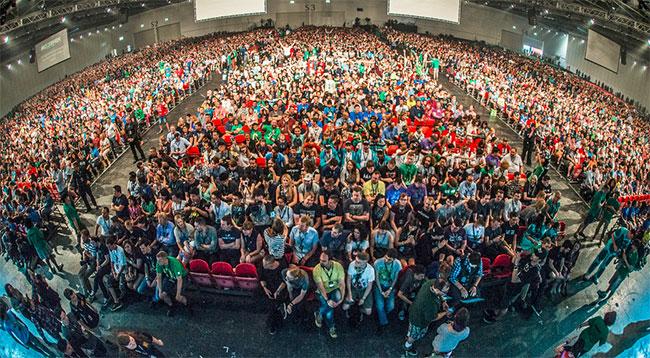 Minecon 2015 - 10,000 in Attendance