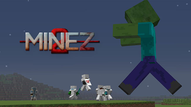 MineZ 2 On the Shotbow Gaming Network