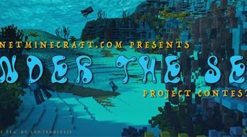 PlanetMinecraft Underwater Wonderland Contest