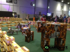 Minecon 2015- Animal Farm
