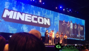 Minecon 2015 - Stampy & Friends
