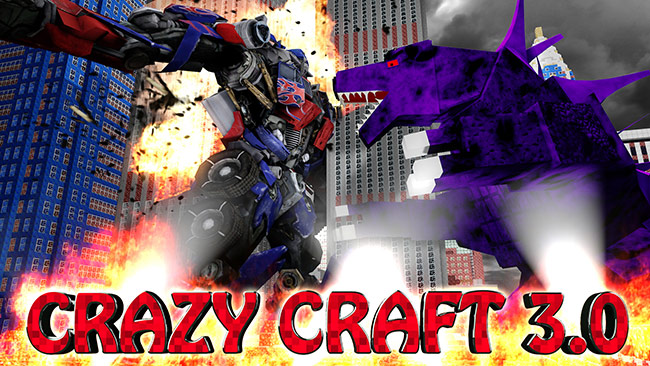 Crazy Craft 3.0 Beta Testing Now Available