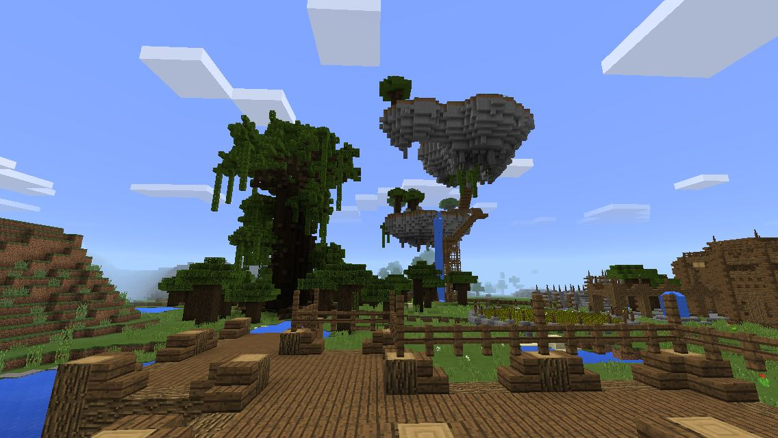 Proof That You Can Build Cool Things in Minecraft Pocket Edition ...