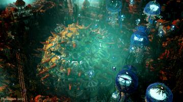 Xephire Ancient Underwater City