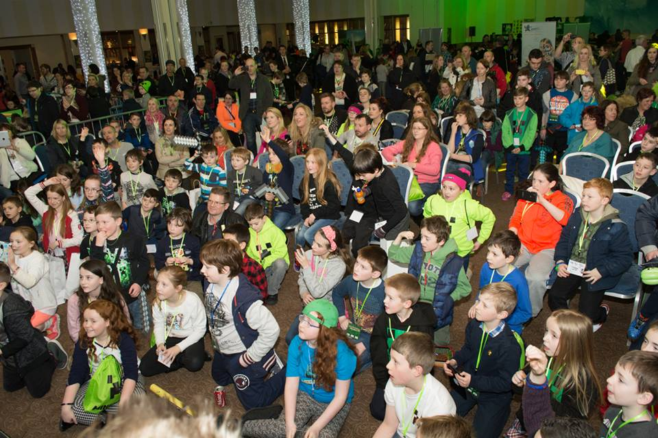 Minevention WOAH! This years going to be even bigger!