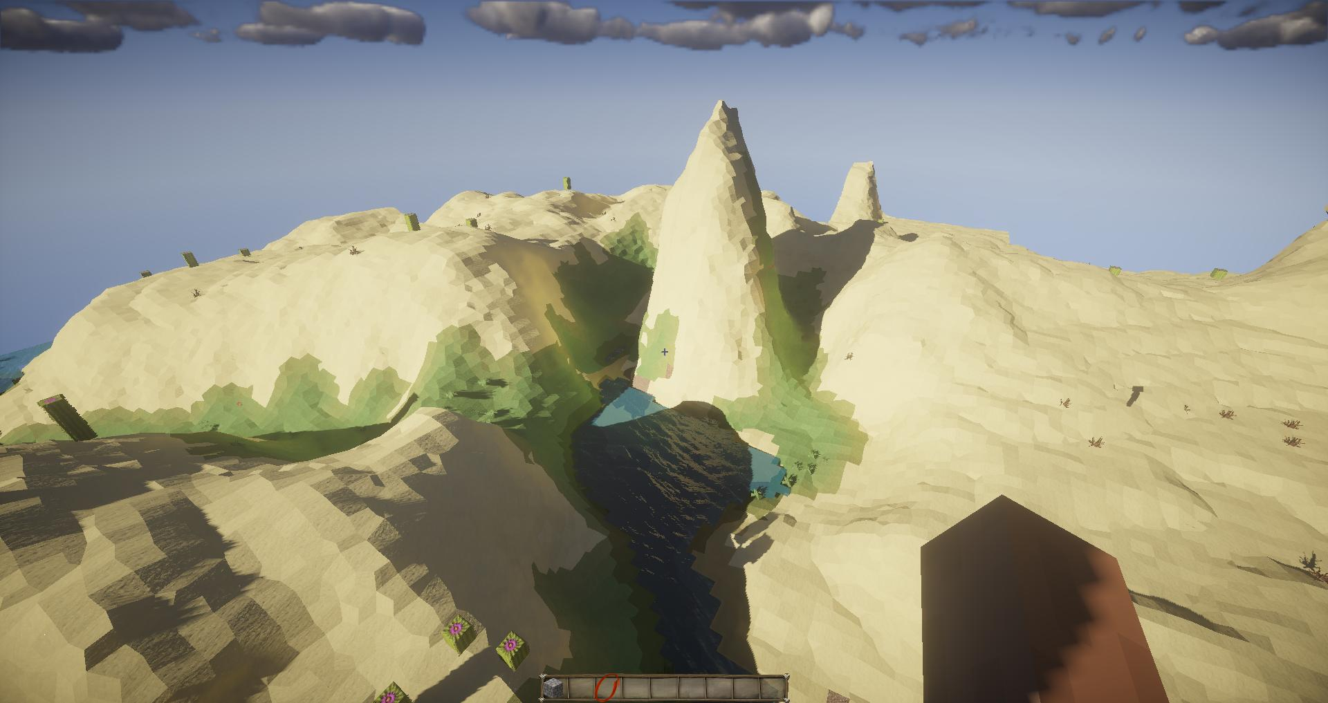What Does Minecraft Look Like With Smooth Textures