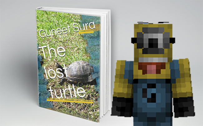 The Lost Turtle by Guneet Sura