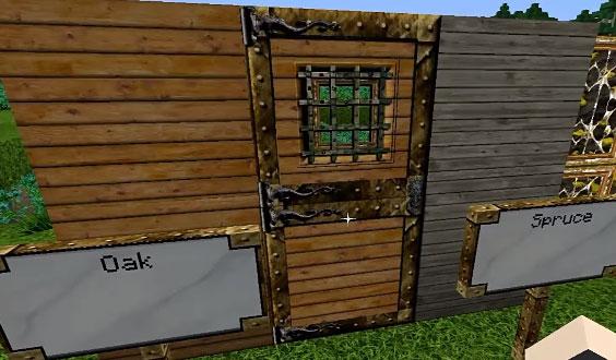 Ultra Realistic Door texture