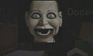 Ahhh! Creepy!