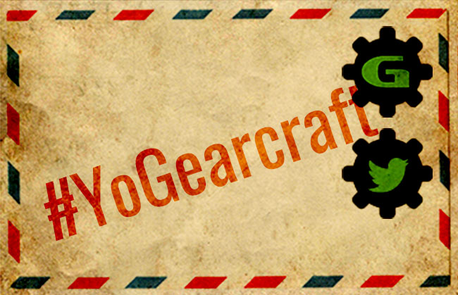 #YoGearcraft: A Way to Share your Minecraft creations