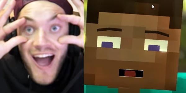 Control your Minecraft's Character's Face With FaceRig | Gearcraft