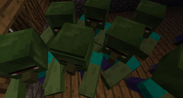 Repopulating Your Minecraft World: The Zombie Villager Method | Gearcraft