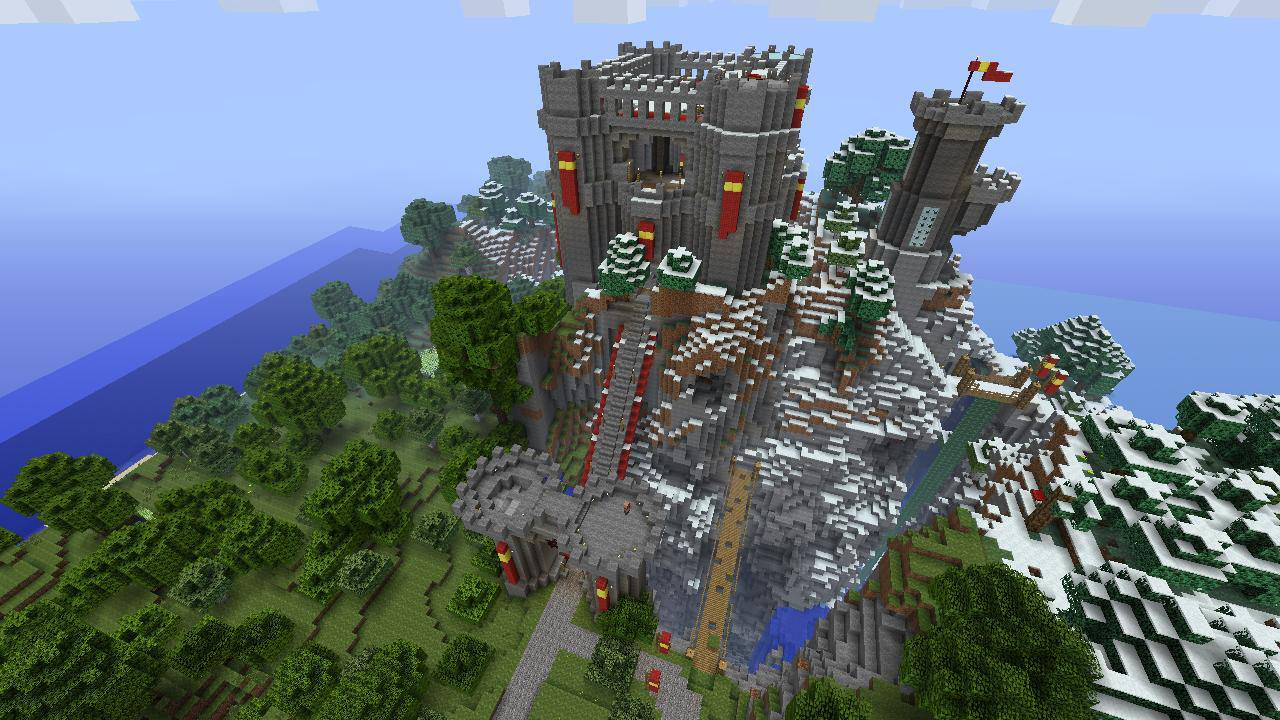 minecraft survival maps 1 8 with Check Out The Top 12 Minecraft Console Edition Castles on Map Survival Solo Ou Multi Survival Horror together with Soundless Background Mod additionally Quad Mountain Survival Map furthermore Gta Los Santos Map For Minecraft besides Showthread.