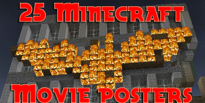 25_Minecraft_Movie_Posters