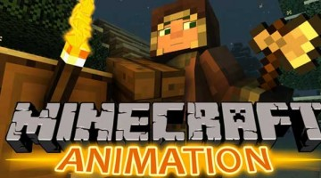 minecraft animation