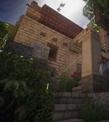 Global Illumination Minecraft