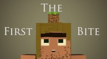 minecraft caveman animation