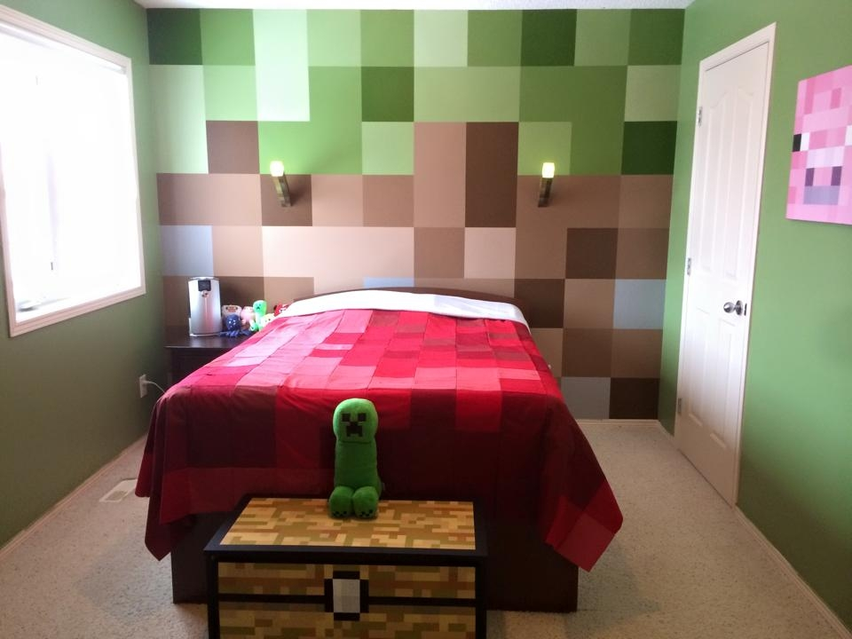 7 Minecraft Bedrooms We All Want   Gearcraft