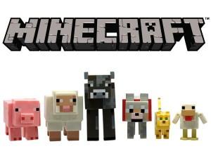 Minecraft-Toys