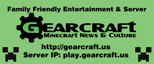 Official Gearcraft Banner