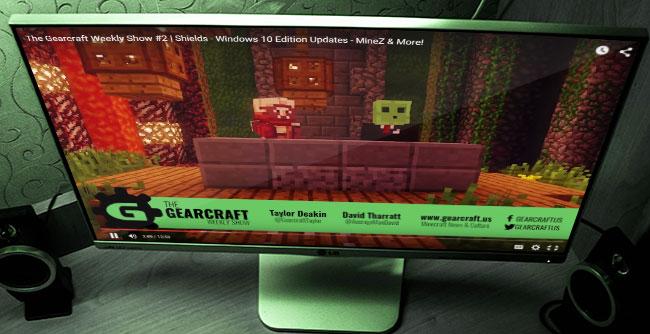 This Week in Minecraft - Gearcraft TV