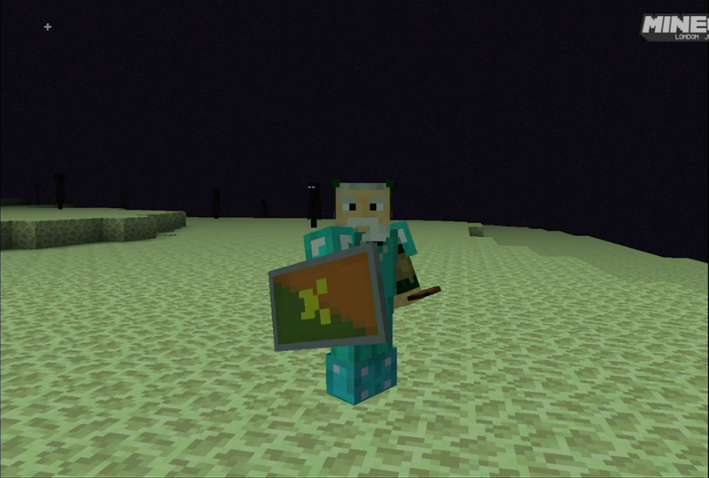 Can You Craft A Minecraft Shield