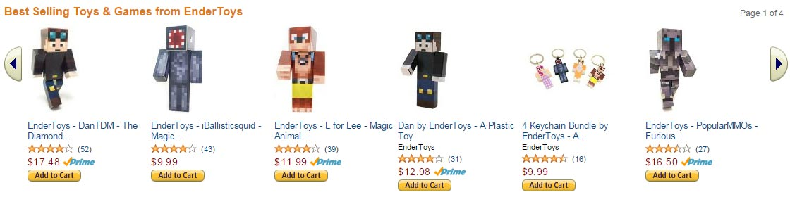 EnderToys-Amazon