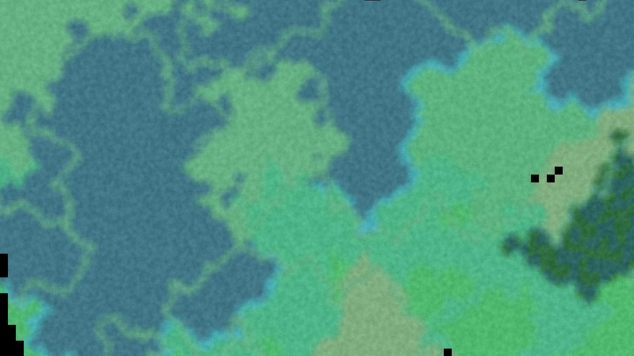 You can know what color the grass will be in different parts of your world.